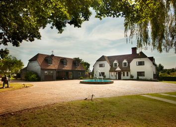 Thumbnail 5 bed detached house for sale in Andrews Lane, Dunmow