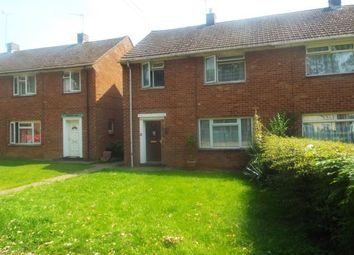 Thumbnail 3 bed semi-detached house for sale in Langley Croft, Coventry, West Midlands