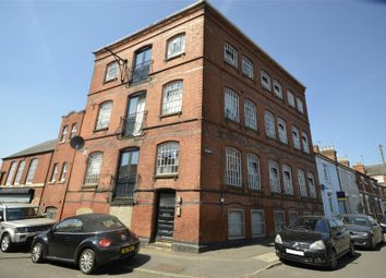 Thumbnail 1 bed flat for sale in 7 Crabb Street, Rushden, Northamptonshire