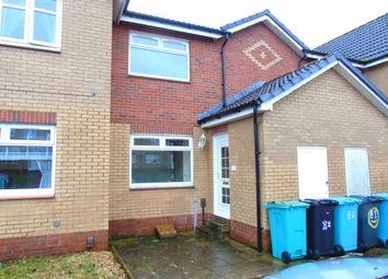 Thumbnail 2 bed terraced house for sale in Ferguson Way, Thrashbush, Airdrie, North Lanarkshire