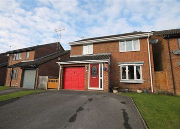 Thumbnail 4 bedroom detached house for sale in Tyburn Close, Grange Park, Swindon