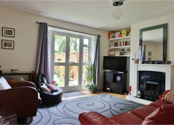 Thumbnail 2 bed flat for sale in Charters Close, London
