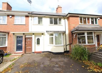 Thumbnail 3 bed terraced house for sale in Bristol Road, Birmingham, West Midlands