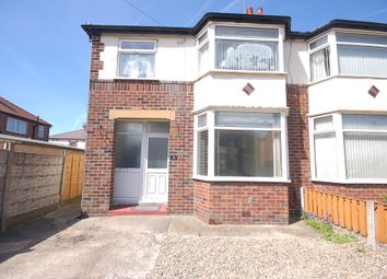 Thumbnail 3 bedroom end terrace house to rent in Willowbank Avenue, Blackpool