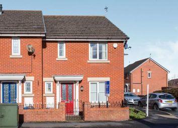 Thumbnail 3 bedroom end terrace house for sale in Wilkinson Court, Brunswick Road, Buckley, Flintshire