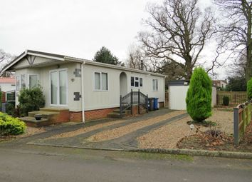 Thumbnail 2 bedroom mobile/park home for sale in Almholme Lane, Arksey, Doncaster