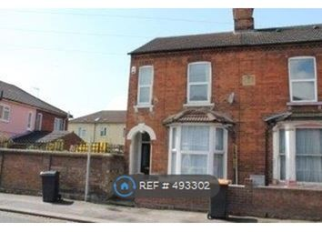 Thumbnail 4 bed terraced house to rent in Fosterhill Road, Bedford