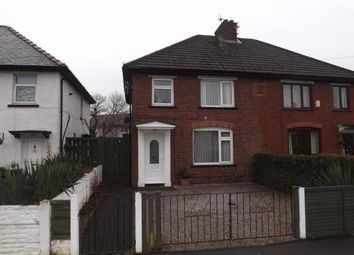 Thumbnail 3 bed semi-detached house for sale in West Avenue, Golborne, Warrington, Greater Manchester