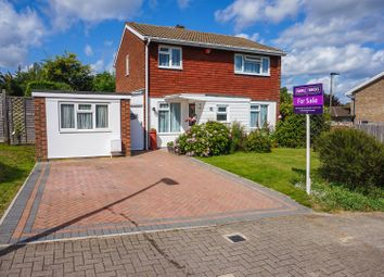 Thumbnail 3 bed detached house for sale in Letchworth Drive, Bromley