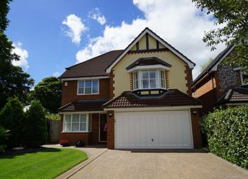 Thumbnail 4 bed detached house for sale in Milldale Close, Lostock, Bolton, Greater Manchester