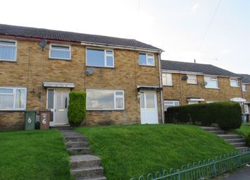 Thumbnail 3 bed end terrace house for sale in Chartist Way, Blackwood
