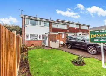Thumbnail 3 bedroom end terrace house for sale in Orchard Close, Willenhall, West Midlands