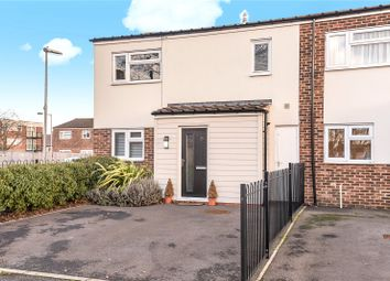 Thumbnail 3 bed end terrace house for sale in Martin Close, Uxbridge, Middlesex