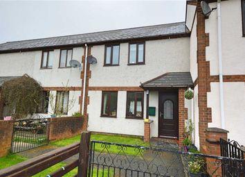 Thumbnail 3 bed terraced house for sale in 3, Maes Yr Eglwys, Llanwnog, Caersws, Powys