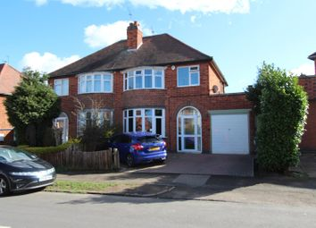 Thumbnail 3 bedroom detached house to rent in Parkstone Road, Leicester