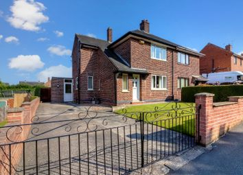 Thumbnail 3 bed semi-detached house for sale in St. Margarets Road, Ecclesfield, Sheffield