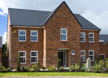 "Thumbnail 5 bedroom detached house for sale in ""Glidewell"" at Stoke Road, Poringland, Norwich"