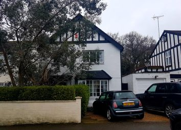 Thumbnail 4 bed detached house for sale in Portsmouth Road, Cobham