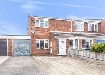 Thumbnail 3 bed semi-detached house for sale in East Oxford, Oxford