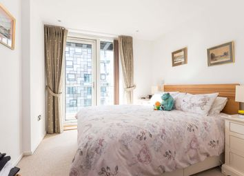 Thumbnail 2 bedroom flat for sale in Millharbour, Ability Place, London