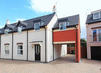 Thumbnail 3 bed semi-detached house for sale in Heath Hill, Dawley, Telford