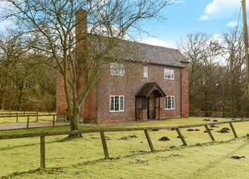 Thumbnail 4 bed detached house to rent in Curridge, Berkshire