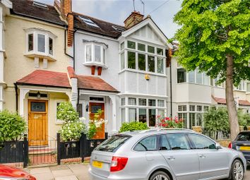 Thumbnail 4 bed terraced house for sale in Alfriston Road, London