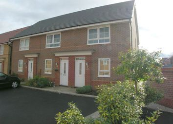 Thumbnail 2 bed terraced house to rent in Edgbaston Drive, Retford