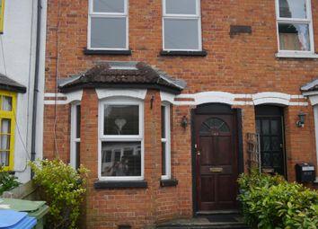 Thumbnail 2 bed terraced house to rent in Newport Road, Aldershot