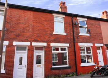 Thumbnail 2 bedroom terraced house for sale in Hobson Street, Stockport
