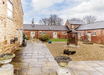 Thumbnail 3 bedroom barn conversion for sale in Castle Cottages, Sheriff Hutton, York