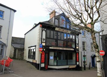 Thumbnail Commercial property for sale in St Mary's Street, Carmarthen, Carmarthenshire