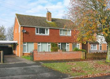 Thumbnail 3 bed semi-detached house for sale in Vigo Road, Andover