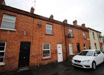 Thumbnail 2 bedroom terraced house for sale in Railway View, Lisburn