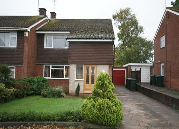 Thumbnail 3 bed semi-detached house for sale in Girdlers Close, Styvechale, Coventry