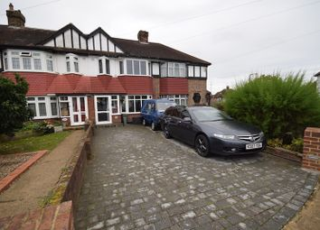 Thumbnail 3 bed terraced house for sale in Seymour Avenue, Morden, Surrey