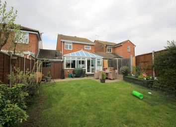 Thumbnail 3 bed link-detached house for sale in Tythe Barn Close, Westoning