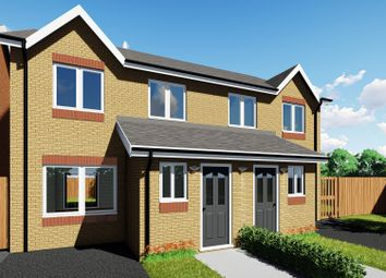 Thumbnail 3 bed semi-detached house for sale in Halifax Road, Low Moor, Bradford