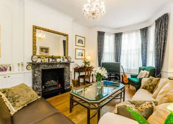Thumbnail 4 bed flat to rent in Greencroft Gardens, South Hampstead