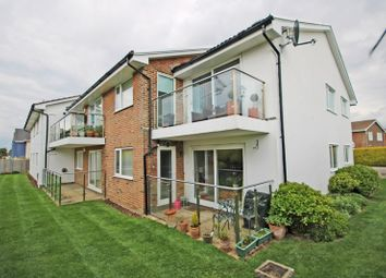 Thumbnail 2 bed flat for sale in Channel Court, Barton On Sea, New Milton