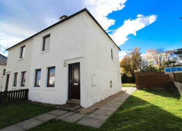 Thumbnail 2 bed semi-detached house for sale in Fountain Road, Tain