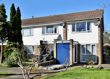 Thumbnail 2 bed end terrace house for sale in Helmsdale, Woking