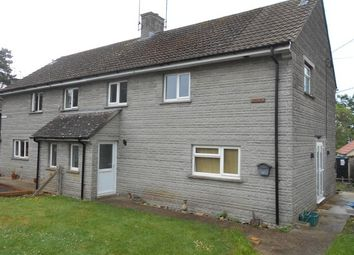 Thumbnail 3 bed property to rent in Manor Close, Kingsdon, Somerton