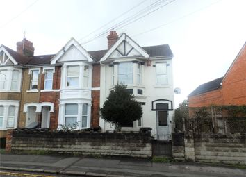 Thumbnail 3 bed end terrace house for sale in Cricklade Road, Swindon, Wiltshire