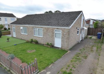 Thumbnail 2 bed semi-detached bungalow for sale in Blenheim Drive, Bicester