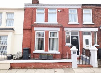 Thumbnail 3 bed terraced house for sale in Diana Road, Bootle
