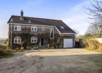 Thumbnail 5 bed detached house for sale in Row, St. Breward, Bodmin