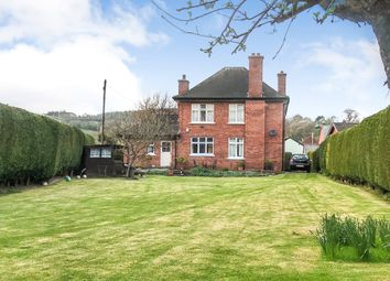 Thumbnail 3 bed detached house for sale in Bucknell, Shropshire