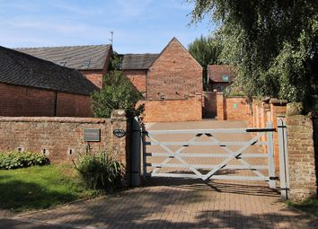 Thumbnail 2 bed barn conversion for sale in Mill Street, Packington, Ashby-De-La-Zouch