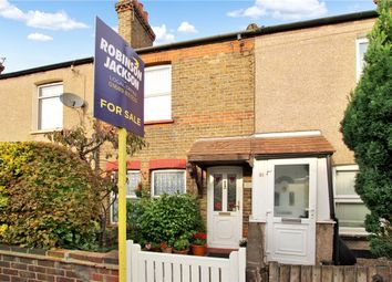 Thumbnail 2 bed terraced house for sale in Station Road, St Paul's Cray, Kent